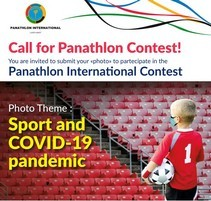 "Panathlon Photo Contest ""Sport and COVID-19 pandemic"""